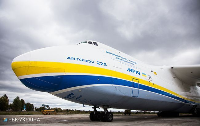 """В """"Епіцентрі"""" підтвердили, що оплатили авіарейс """"Мрії"""" з Китаю"""