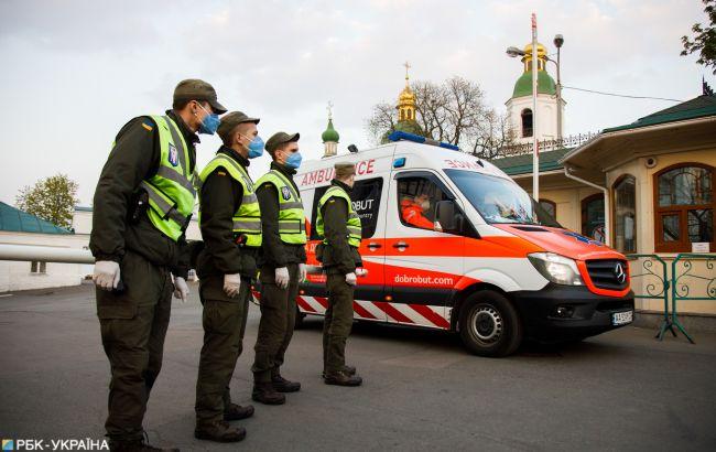 Коронавірус в Україні: кількість зафіксованих випадків на 23 квітня
