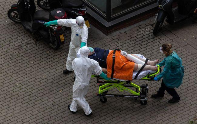 В США понад 50 тис. людей померли від COVID-19