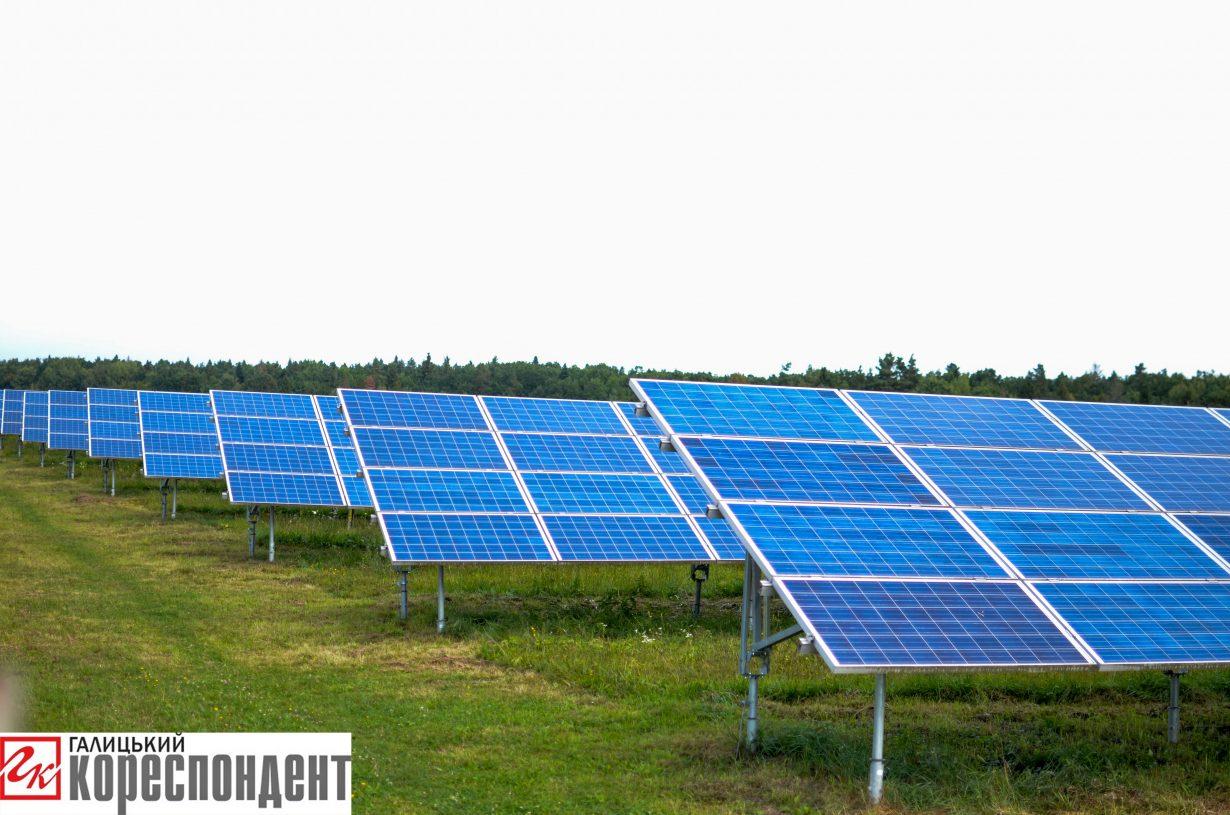 На Коломийщині хочуть збудувати сонячну електростанцію