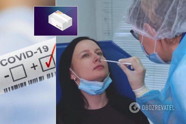Ціна – $119: у США розробили перші тест-системи для самодіагностики коронавірусу