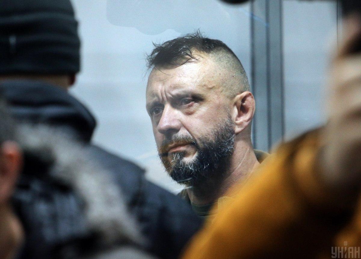 Справа Шеремета: суд залишив підозрюваного Антоненка під вартою