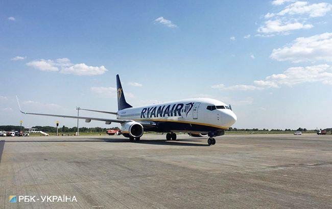 В Ryanair Ryanair заявляють, що в червні здійснять 99% запланованих польотів