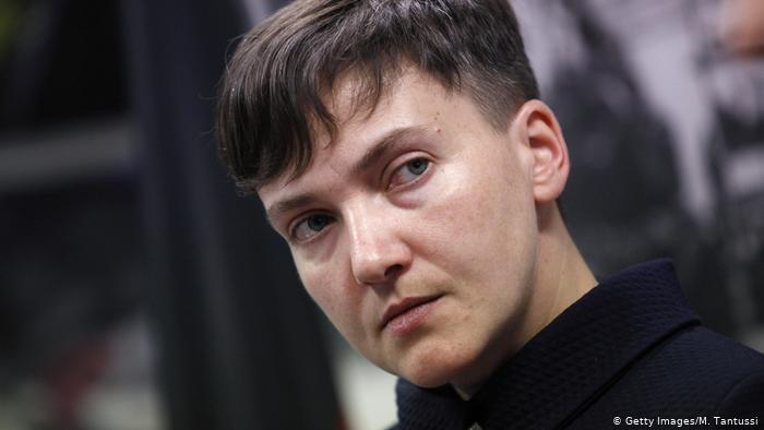 Росія не винна: Савченко шокувала заявами в ефірі російського пропагандистського каналу