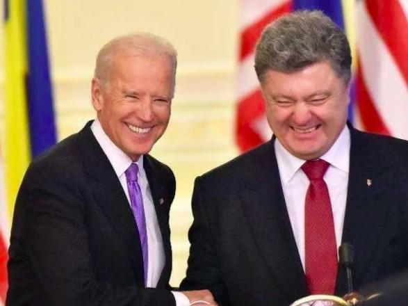 """Порошенко """"похвалився"""" Байдену, що вдвічі підняв ціни на комунальні послуги для українців"""