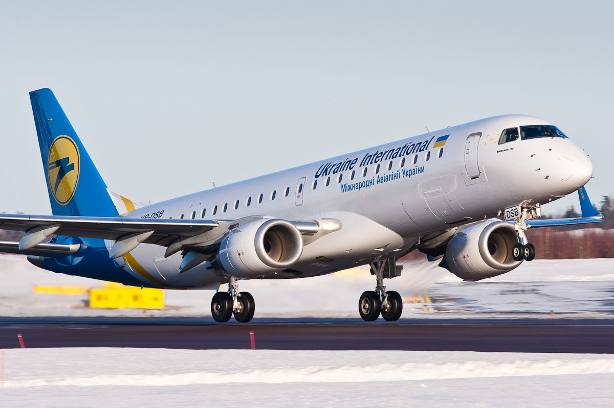 З Італії прибув літак з евакуйованими українцями