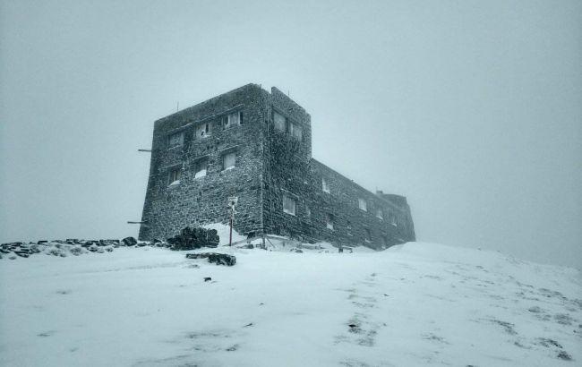 В Карпатах очікується до 40 см снігу