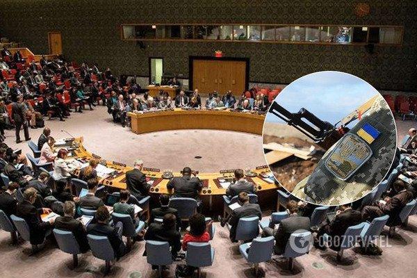 Україна звернулася до Росії в ООН через загибель українського військового