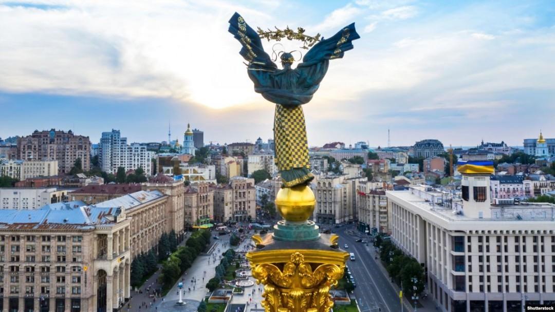 Власники малого бізнесу вийшли на акцію протесту у Києві (фото)