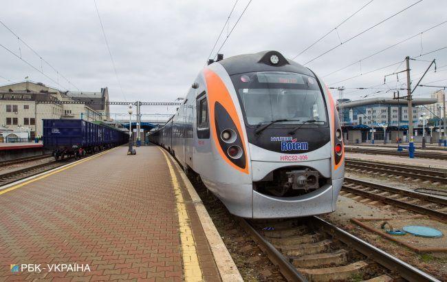 """Польща відновила курсування поїздів """"Інтерсіті"""""""