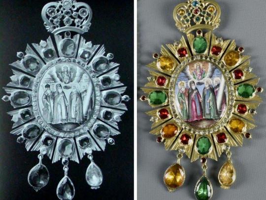 Зниклі з соборів Києва скарби знайшлися у фондах московського музею (фото)