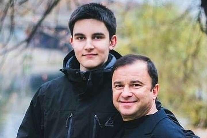 Віктор Павлік зворушливо звернувся до онкохворого сина після зізнання про погіршення