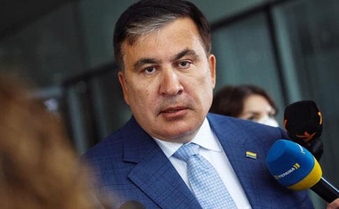 Судитимуть прикордонників за незаконне переміщення Саакашвілі в Польщу