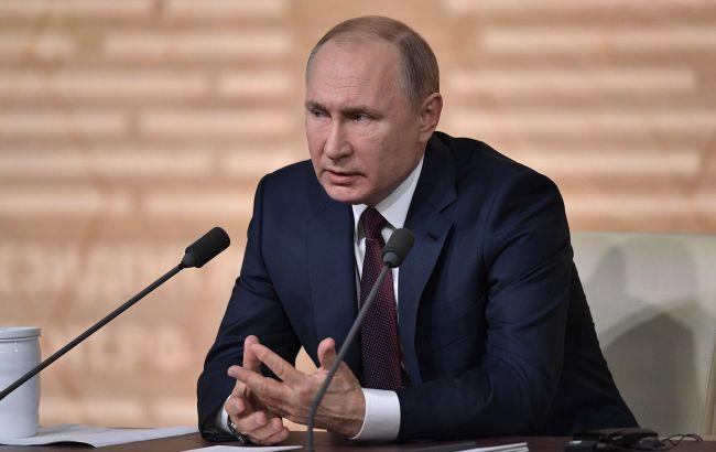 Путін дозволив застосовувати ядерну зброю у відповідь на загрозу майну Росії