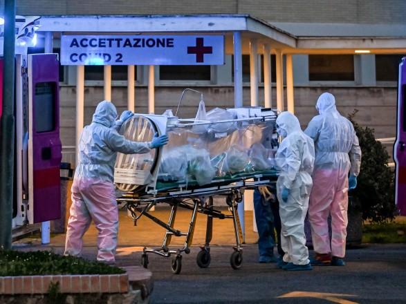 Кількість жертв коронавірусу в Італії перевищила 35 тисяч
