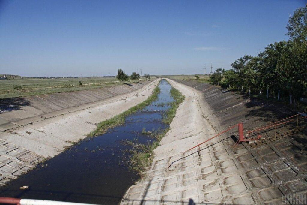 Відновлення водопостачання до Криму: Зеленський відповів лаконічно