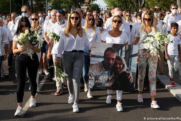 У Франції помер водій автобуса, що був побитий пасажирами без масок