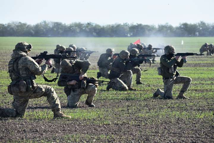 Україна проведе військові навчання з НАТО у відповідь на маневри РФ