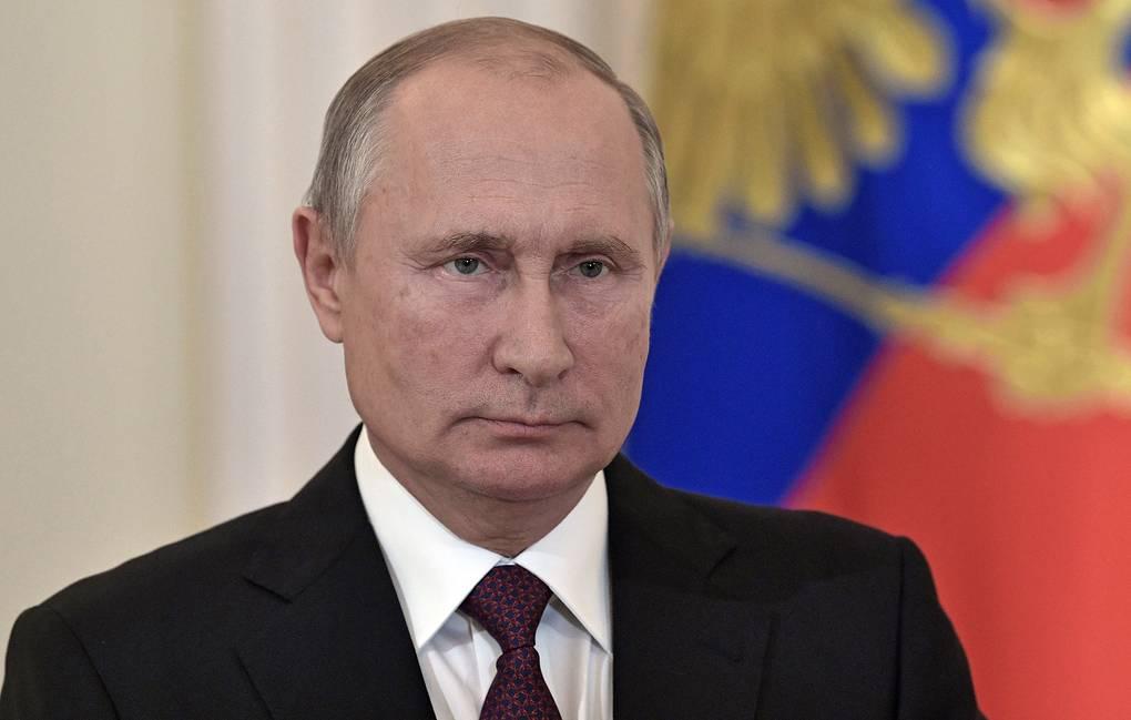 Путін заявив, що відносини між Україною і Росією зіпусвалися не через окупацію Криму