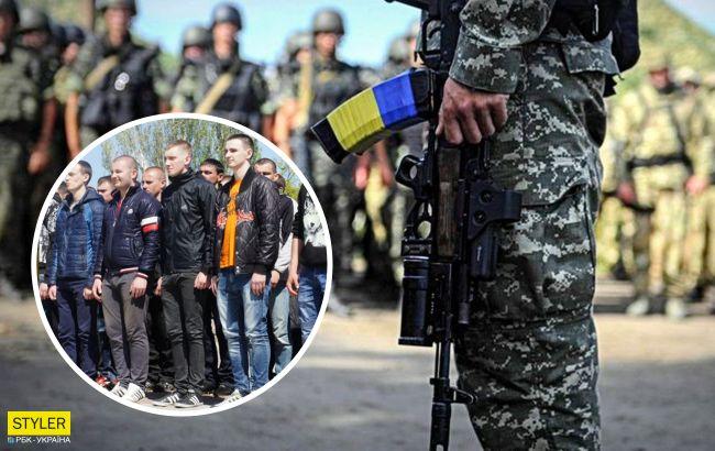Мобілізація до армії під Івано-Франківськом переросла в конфлікт