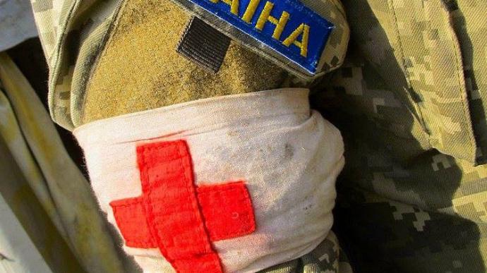 Російські окупанти вбили військового медика під час евакуації тіла загиблого українського воїна