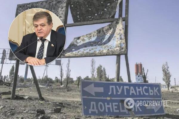 """Москва – про """"російський Донбас"""": визнаємо Донецьк і Луганськ територією України"""