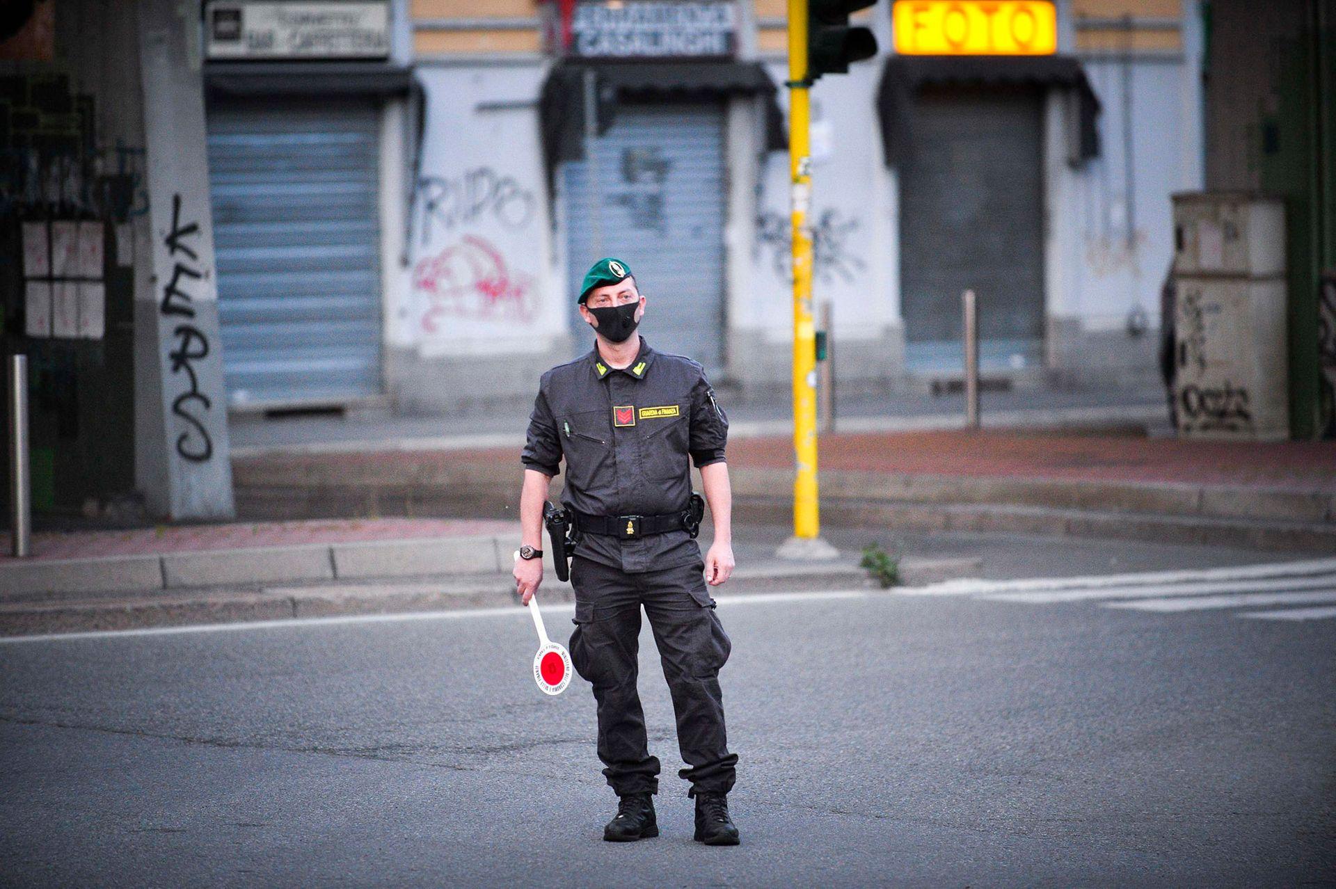 """Італійський регіон збільшив штрафи за порушення """"маскового режиму"""" до 1000 євро"""