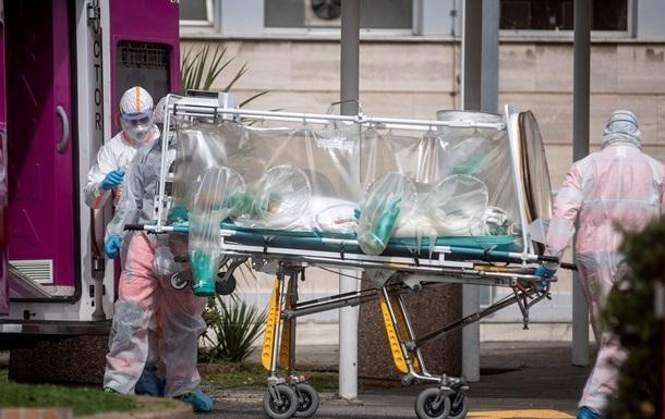 В Італії рекордна за три місяці кількість нових випадків коронавірусу