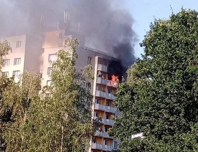 Найтрагічніша пожежа в історії Чехії: 11 загиблих через підпал у багатоповерхівці