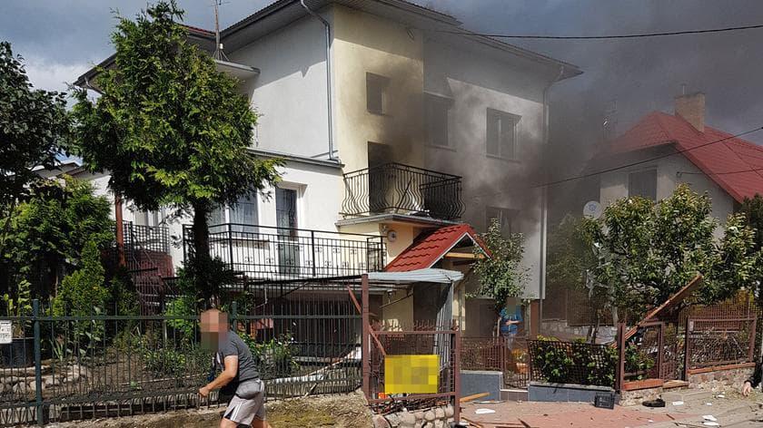 У польському Білостоці від вибуху в житловому будинку загинули чотири людини