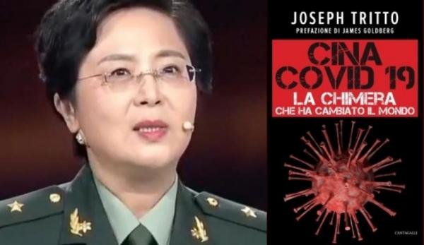 «COVID-19 був штучно створений штучно: він у руках військових Китаю», – італійський вчений опублікував книгу (ФОТО)