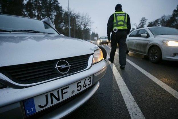 Іноземці платитимуть штрафи за перевищення швидкості в Україні