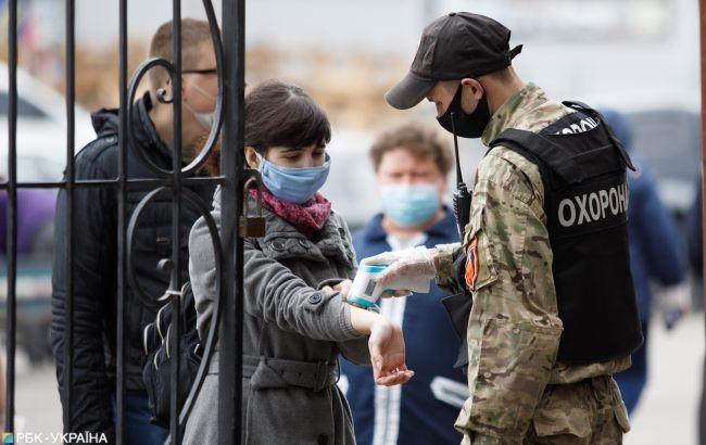 """МОЗ не виключає режим """"червоної зони"""" для всієї України"""