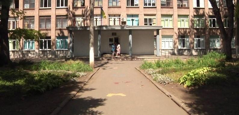 В одній зі шкіл Кривого Рогу російську мову зробили обов'язковою для вивчення