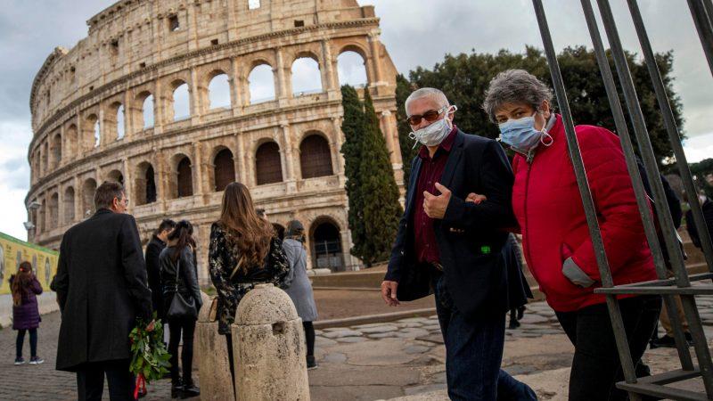 Коронавірус в Італії: кількість хворих різко зменшилась
