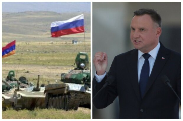 Президент Польщі Дуда закликав світ об'єднатися проти агресії Росії: «Для захисту України і…»