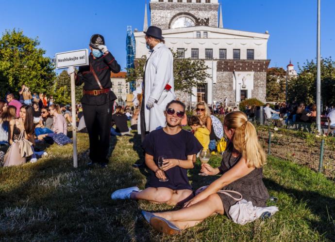 Люди «наспівали» на другу хвилю епідемії в Чехії, — Примула