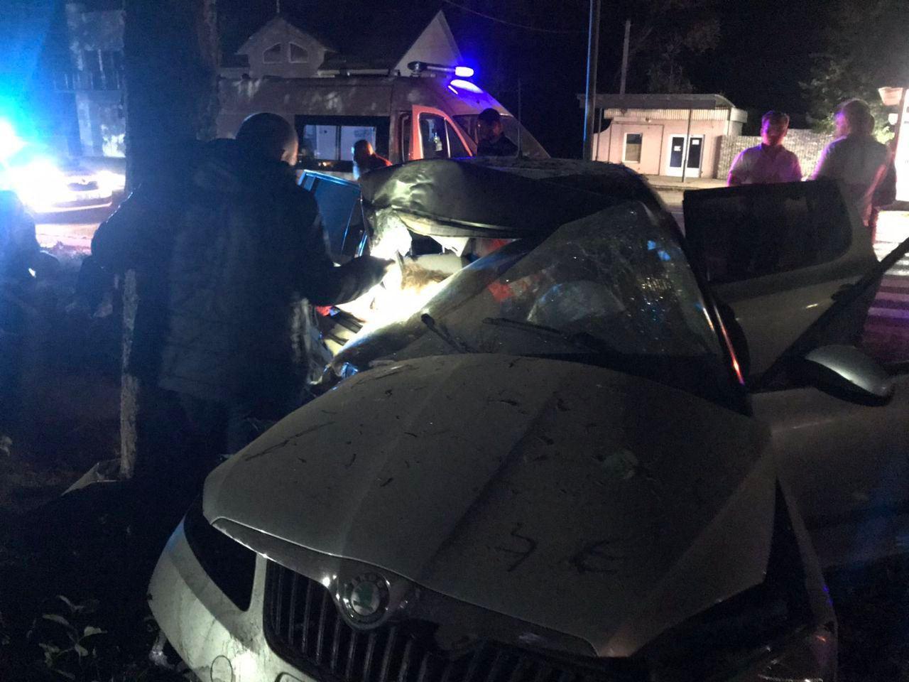 В Ужгороді у ДТП загинула 19-річна дівчина: деталі трагедії та фото