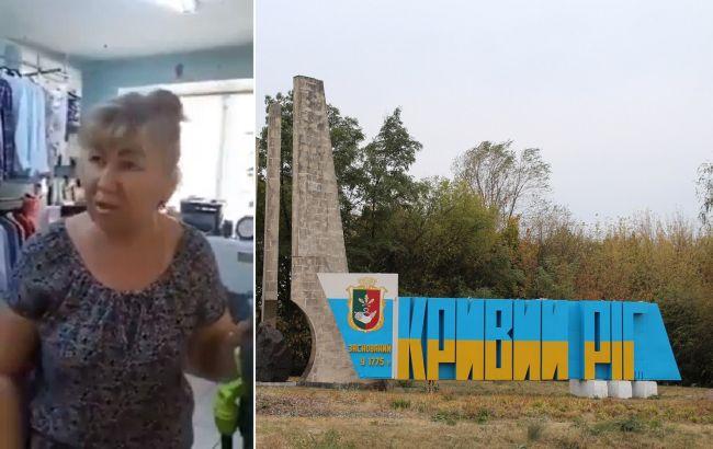 """Українець нарвався на путінську """"фурію"""" просто в магазині: """"Це російська земля, йди звідси"""""""