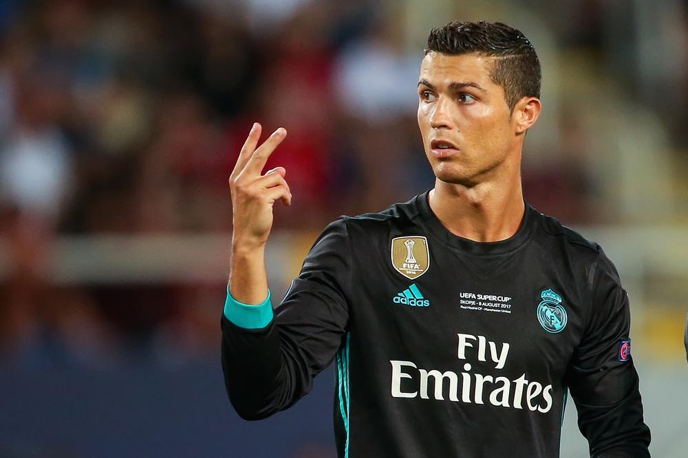 Секс-скандал з Роналду: який строк загрожує футболісту