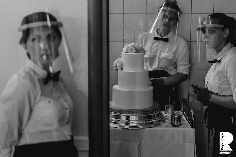 15 неймовірних фото з весіль під час карантину