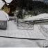 На популярному українському курорті випав сніг: опубліковані фото