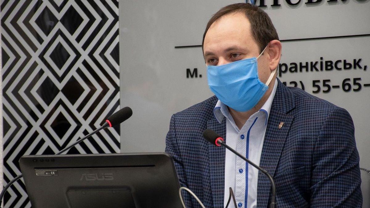 """В Івано-Франківську через """"невідомих осіб"""" 558 будинків і 3 лікарні опинилися без газу й тепла"""