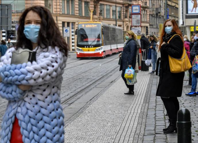 З 21 жовтня Чехія посилює антикоронавірусні заходи