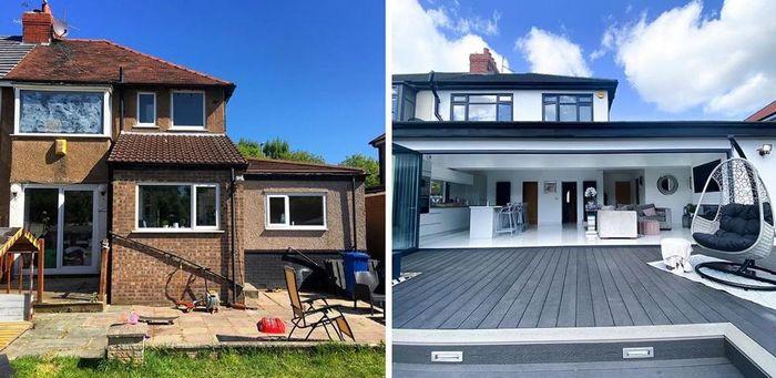 Дівчина перетворила сумовитий дизайн будинку в житло мрії – тепер інтер'єром задивляється весь інтернет