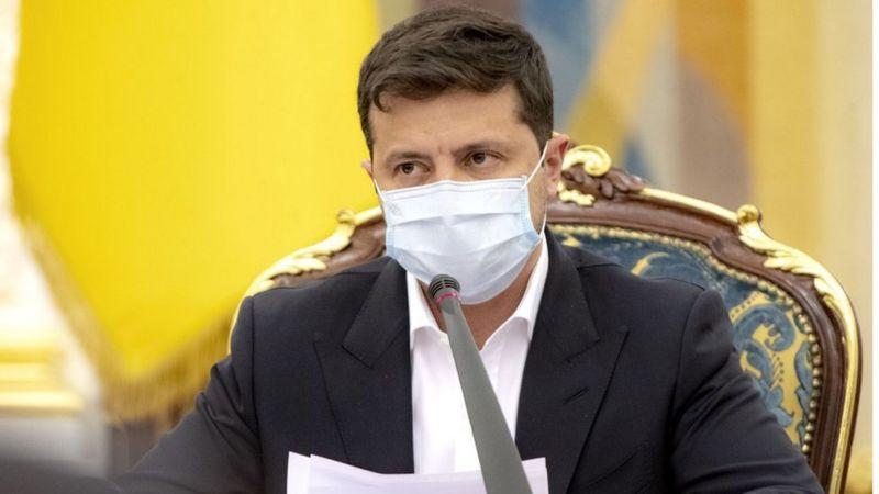 Зеленський і Єрмак захворіли на коронавірус. Що відомо про стан президента