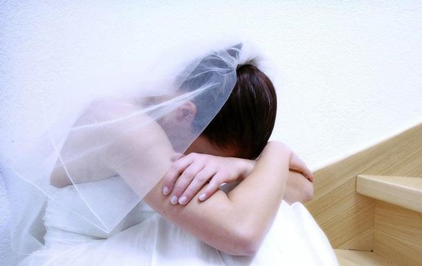 Наречена готувалася до весілля з чоловіком, який про це не знав