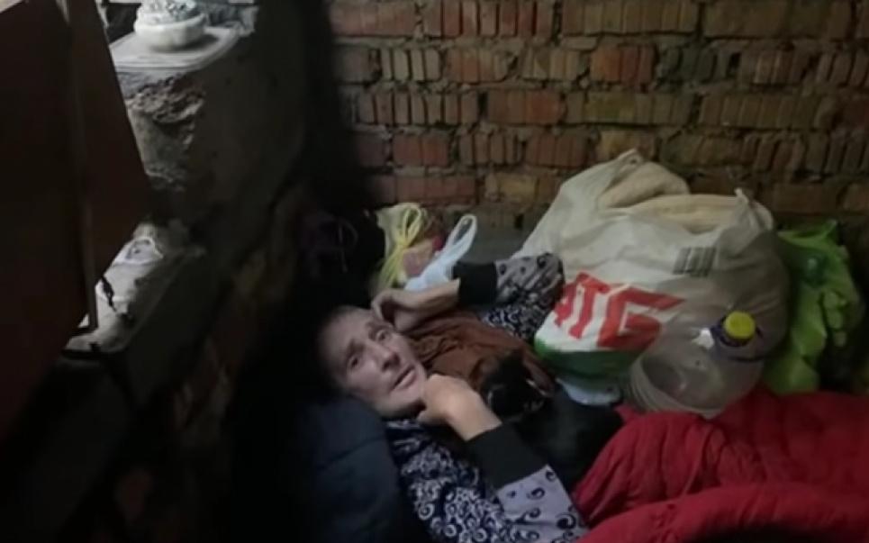 У Херсоні вчительку-інваліда знайшли в руїнах (18+)