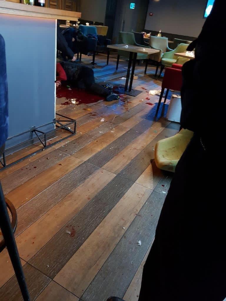 У Харкові екс-охоронець нардепа влаштував стрілянину в ресторані, його забили до смерті: фото