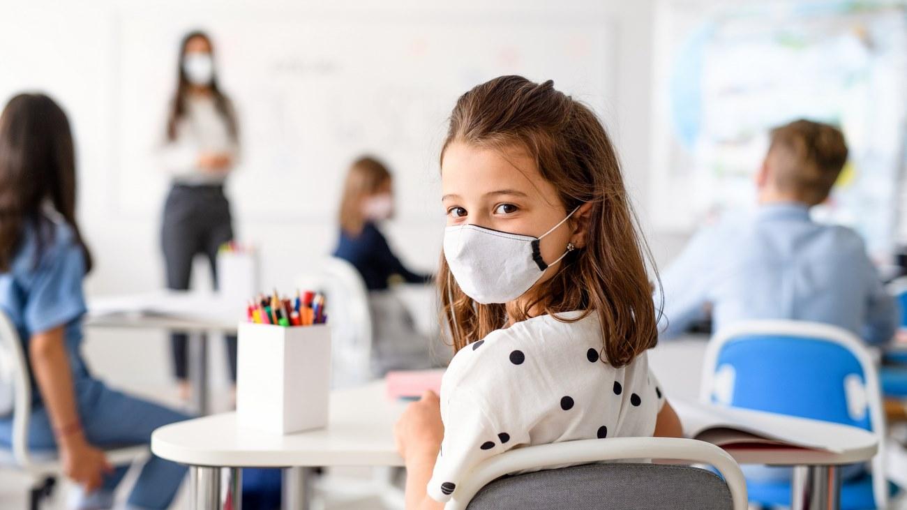 Як організовуватимуть навчання у школах під час локдауну: роз'яснення Департаменту освіти КМДА